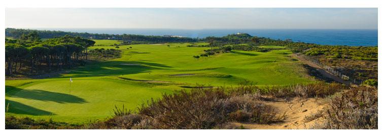 oitavos dunes in cascais portugal 18 loch golfplatz. Black Bedroom Furniture Sets. Home Design Ideas